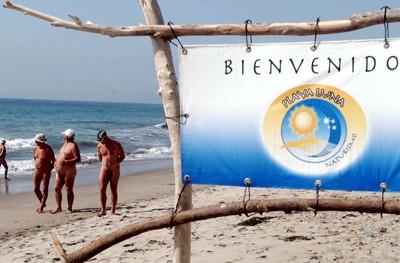 Planean crear un nuevo balneario nudista en la Octava Región