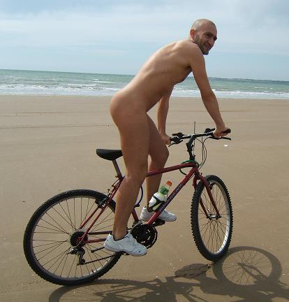Julián (Creador del Foro Nudista de Gran Canaria)