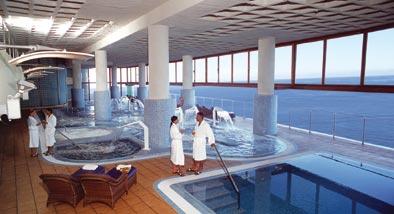 Talasoterapia Hotel Gloria Palace Amadores