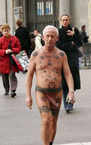Desnudos en las calles de mexico - 3 part 5
