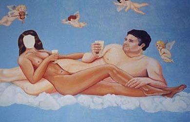 San Valentín ya tiene un lugar para celebrarlo al desnudo