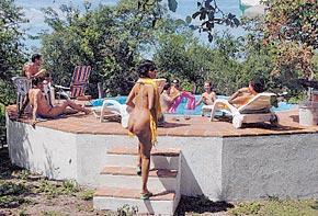 Nudismo en Córdoba, una práctica que gana adeptos